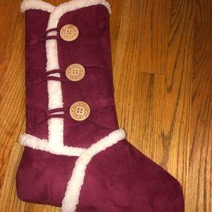 Ugg Christmas stocking